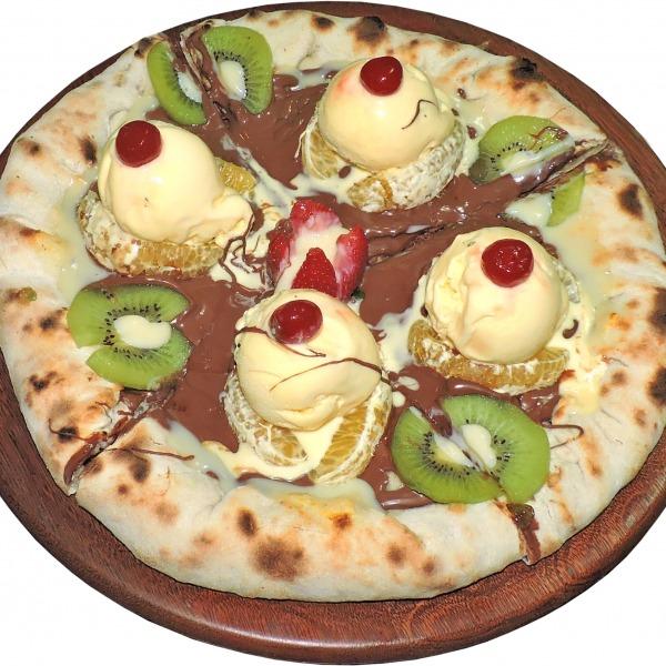 Pizza Doce Verão